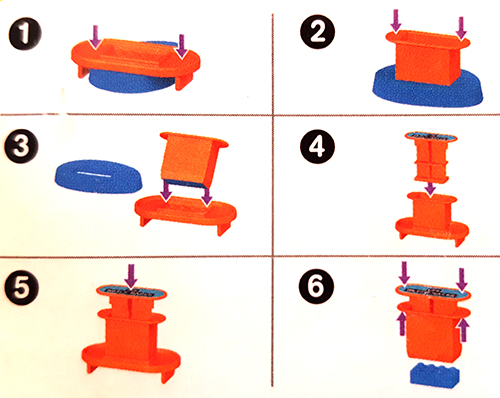 5e4b0b3a025 ... Mad MattR-iga. Hea võimalus teha ise endale klotse ja valida värve.  Ehita, vormi, painuta, venita, lõika ja loo just sulle sobiv ehitis.